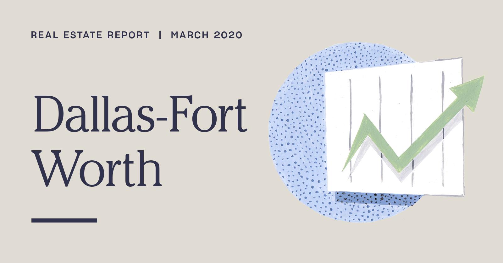 Dallas-Fort Worth Real Estate Report | March 2020