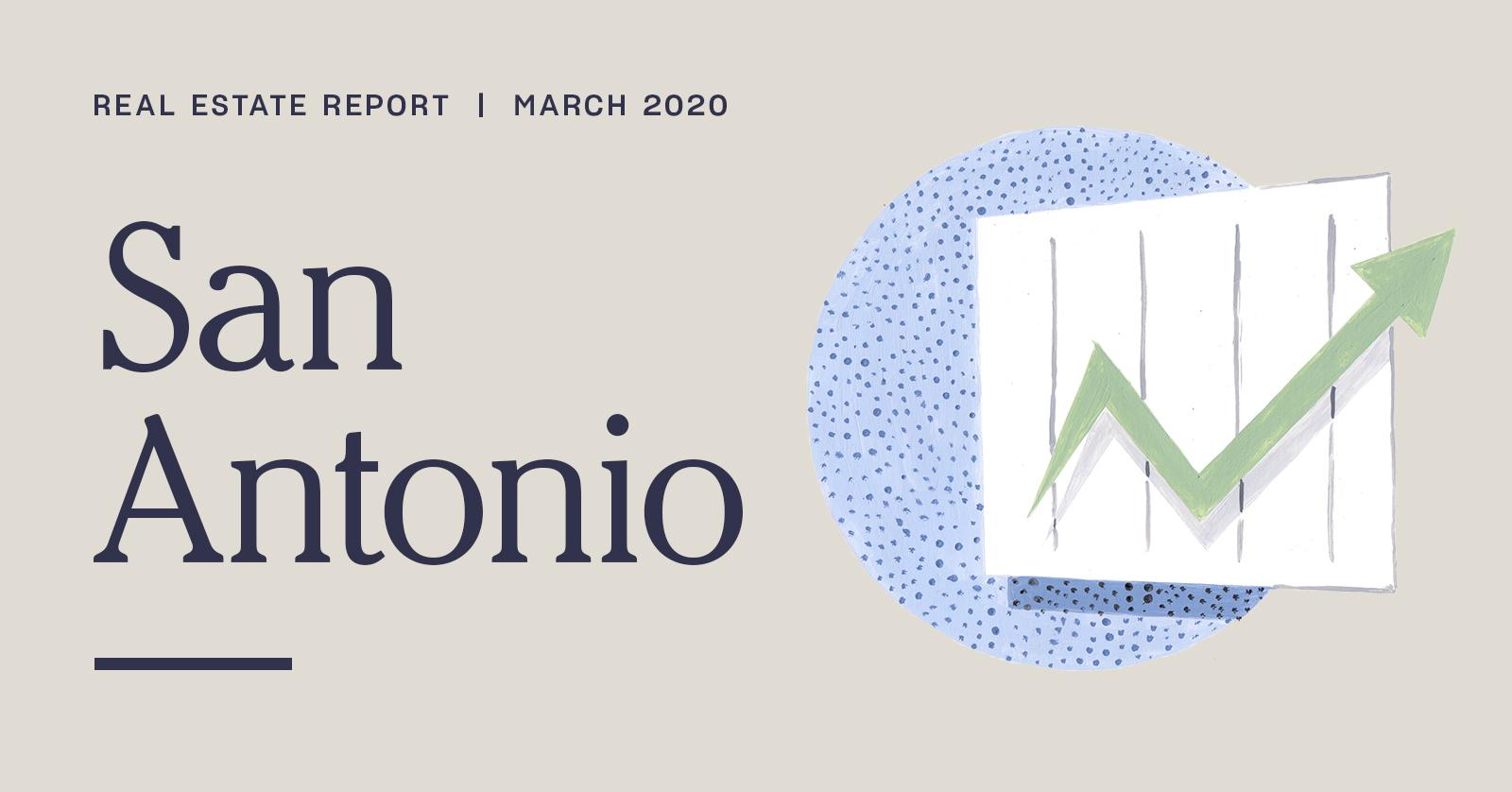 San Antonio Real Estate Report | March 2020