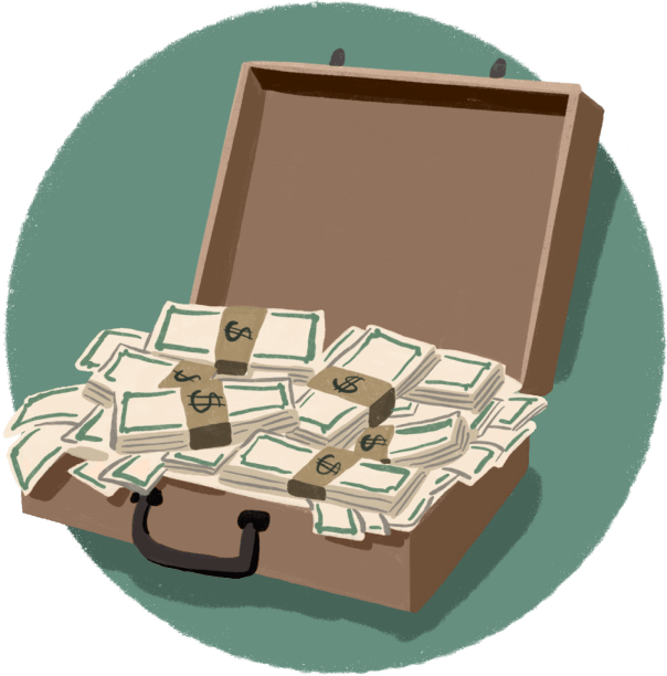 Become a cash buyer