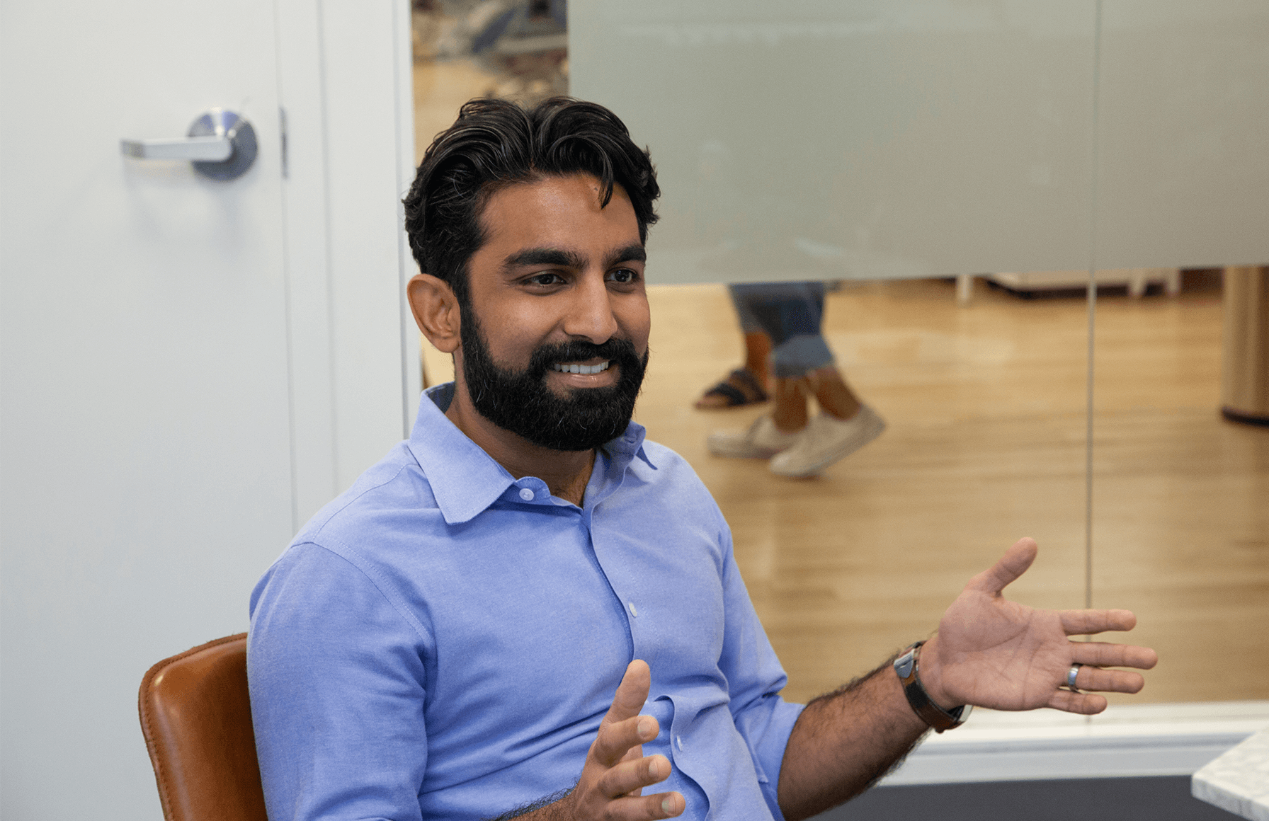Rahil Esmail, Head of Product at Orchard
