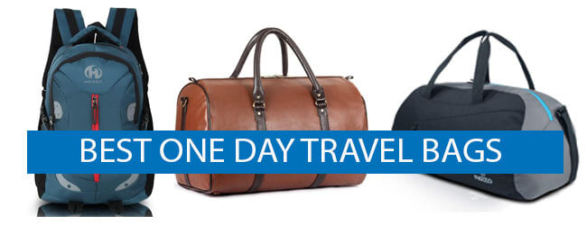 one day travel bags