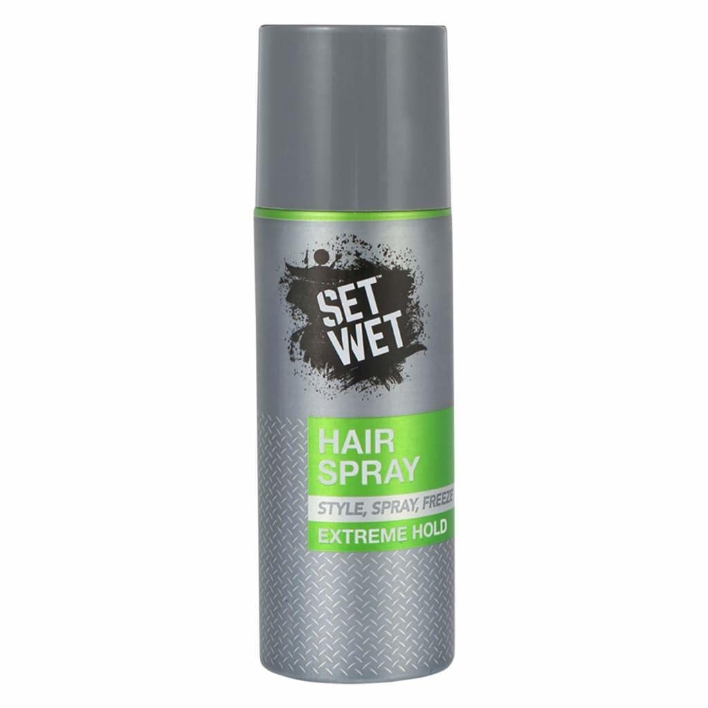 Set Wet Hair Spray For Men | Hair Set Spray | Spray For Hair