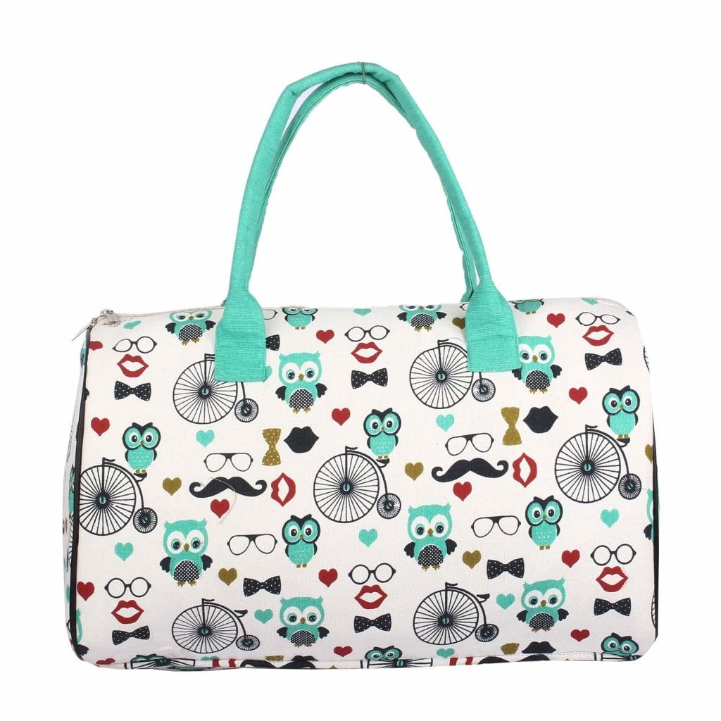 Handmade Women Single Day Travel Bag