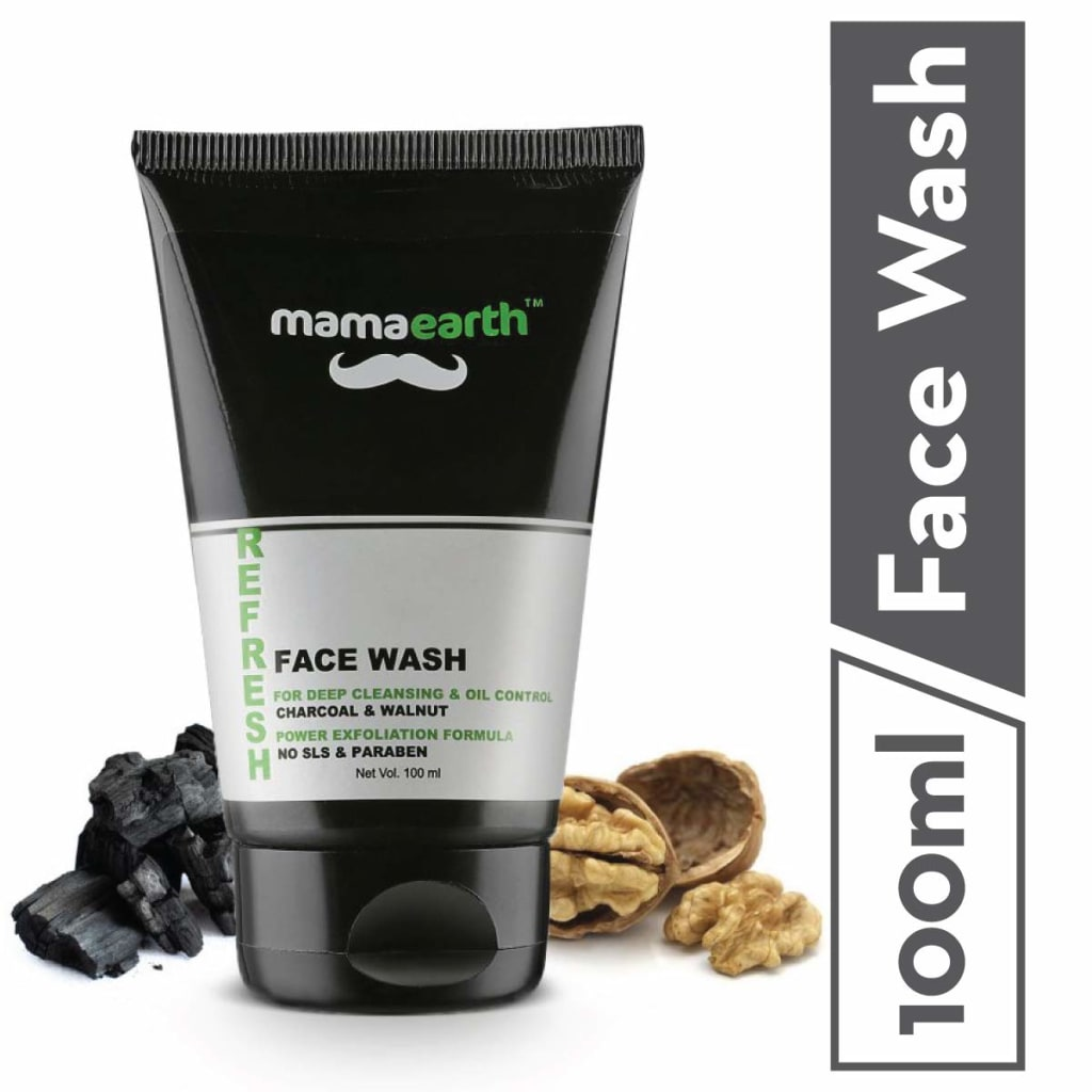 oil control face wash | mamearth facewash
