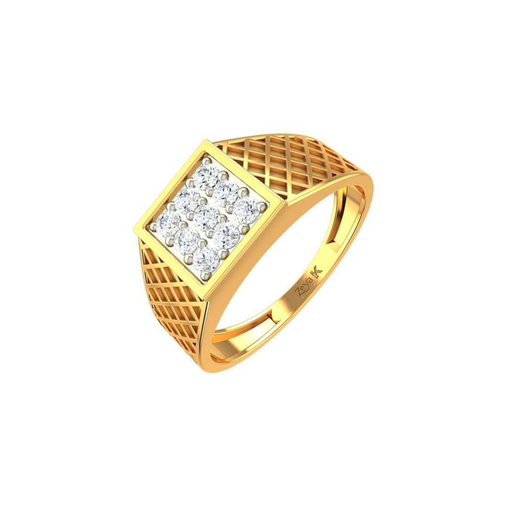 Gold Ring For Men   Gold ring for men 2021   gold ring design for men   gents gold ring with diamond