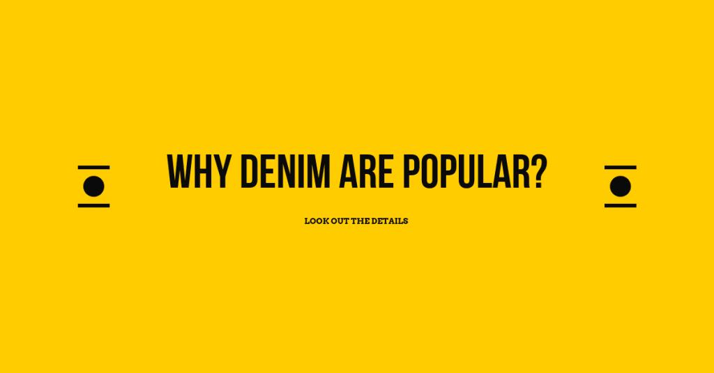 denim brands and producers