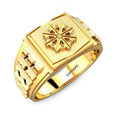 Gold Ring For Men   Gold ring for men 2021   gold ring design for men   gents gold ring with diamond   plain gold ring for men