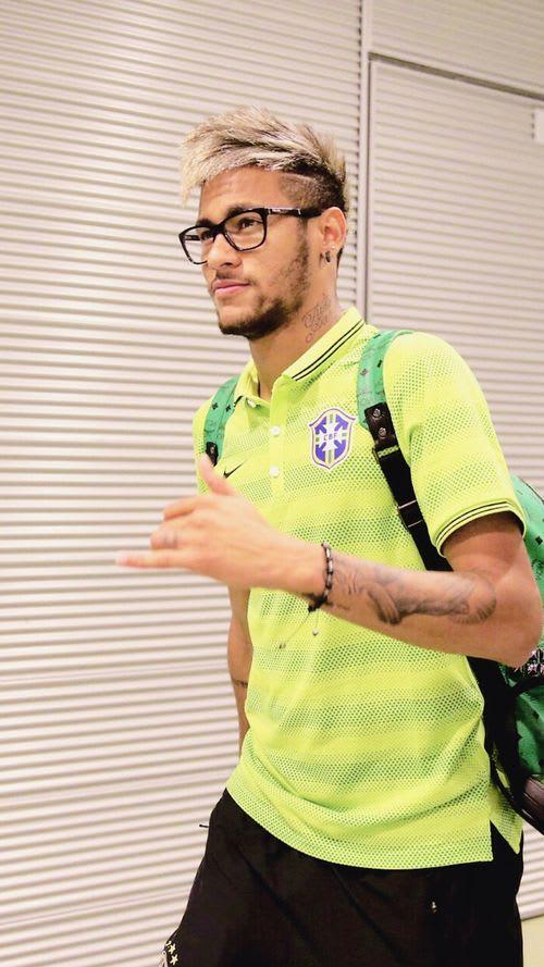 Neymar Haircut For Men