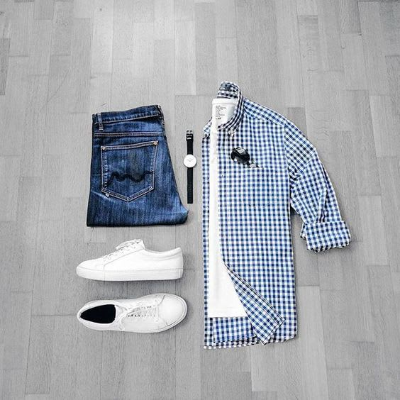 Mens Collection Summer 2018