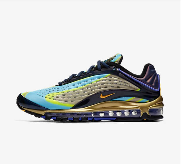 COLORFUL MENS NIKE RUNNING SHOES