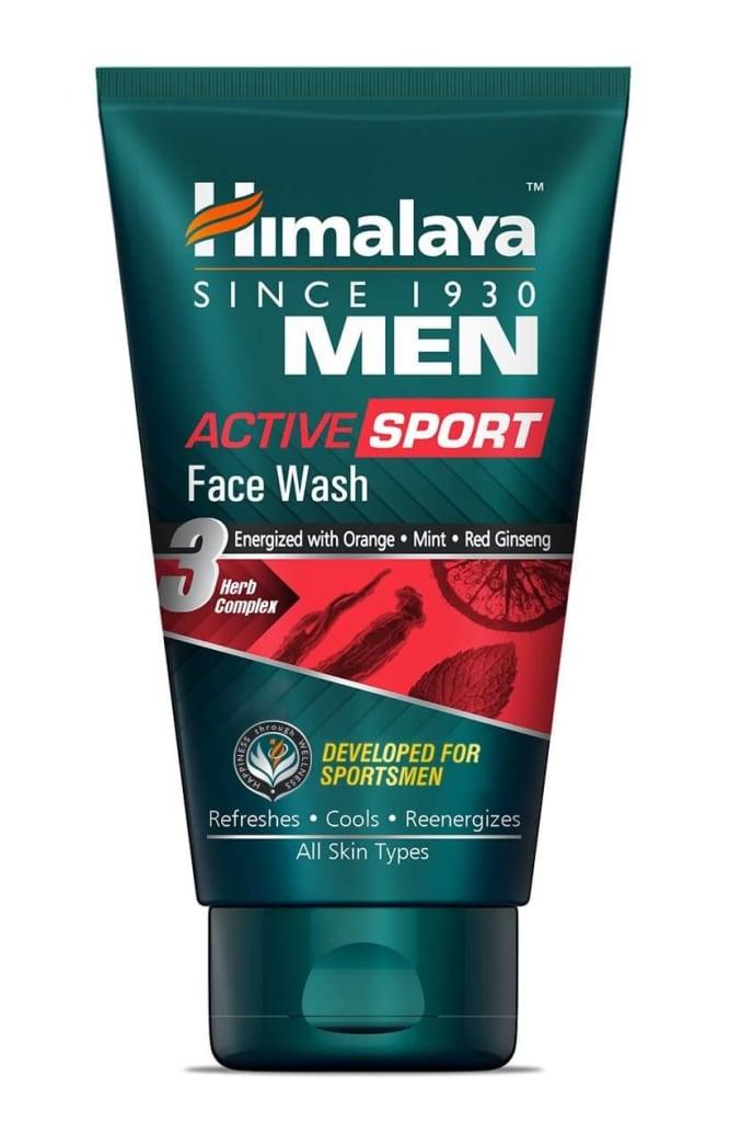 Active Clear Men Face Wash