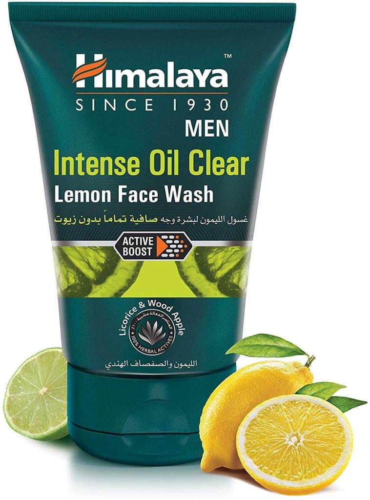 Intense Clear Lemon Face Wash