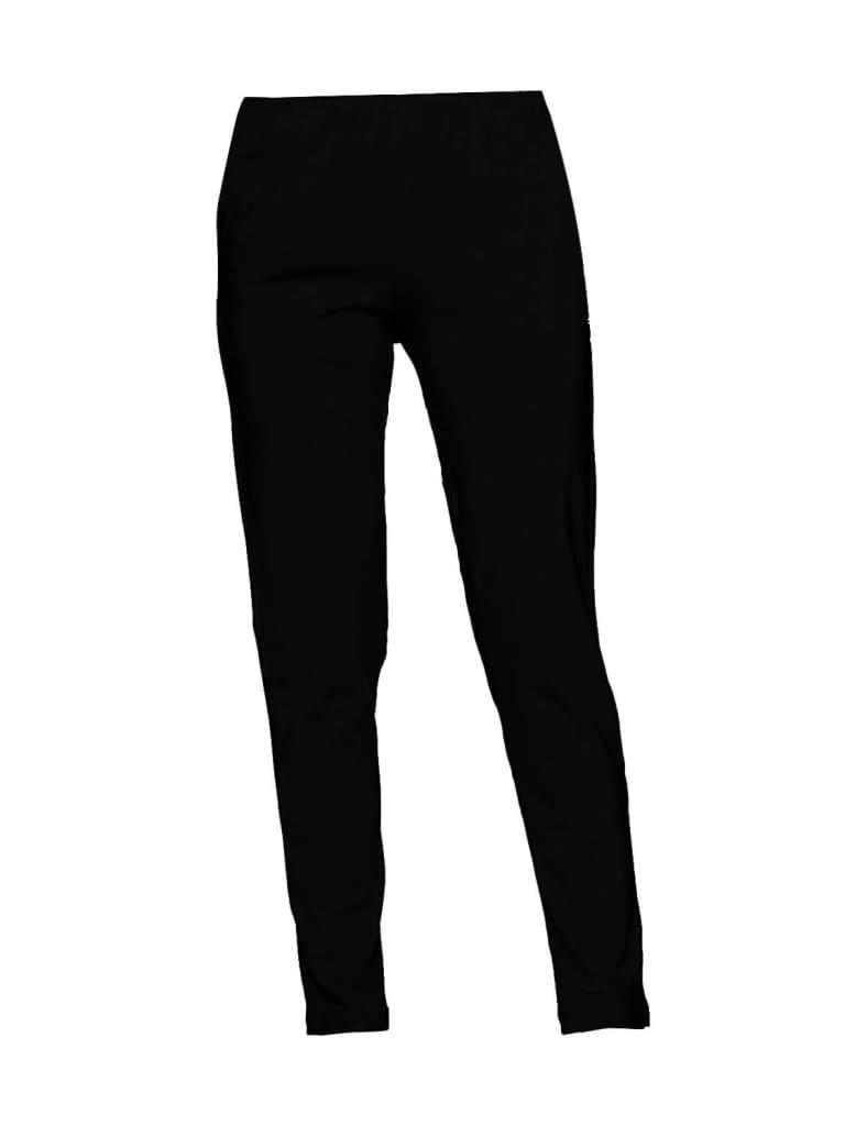 Black Women Straight Pants For Kurtis