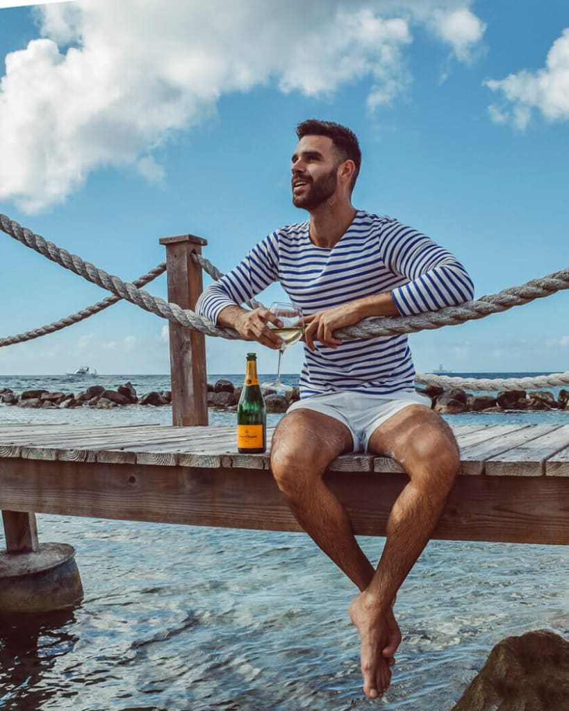 Beach T-Shirts Outfits For Men | Tshirt outfit for beach | beach tshirt for men