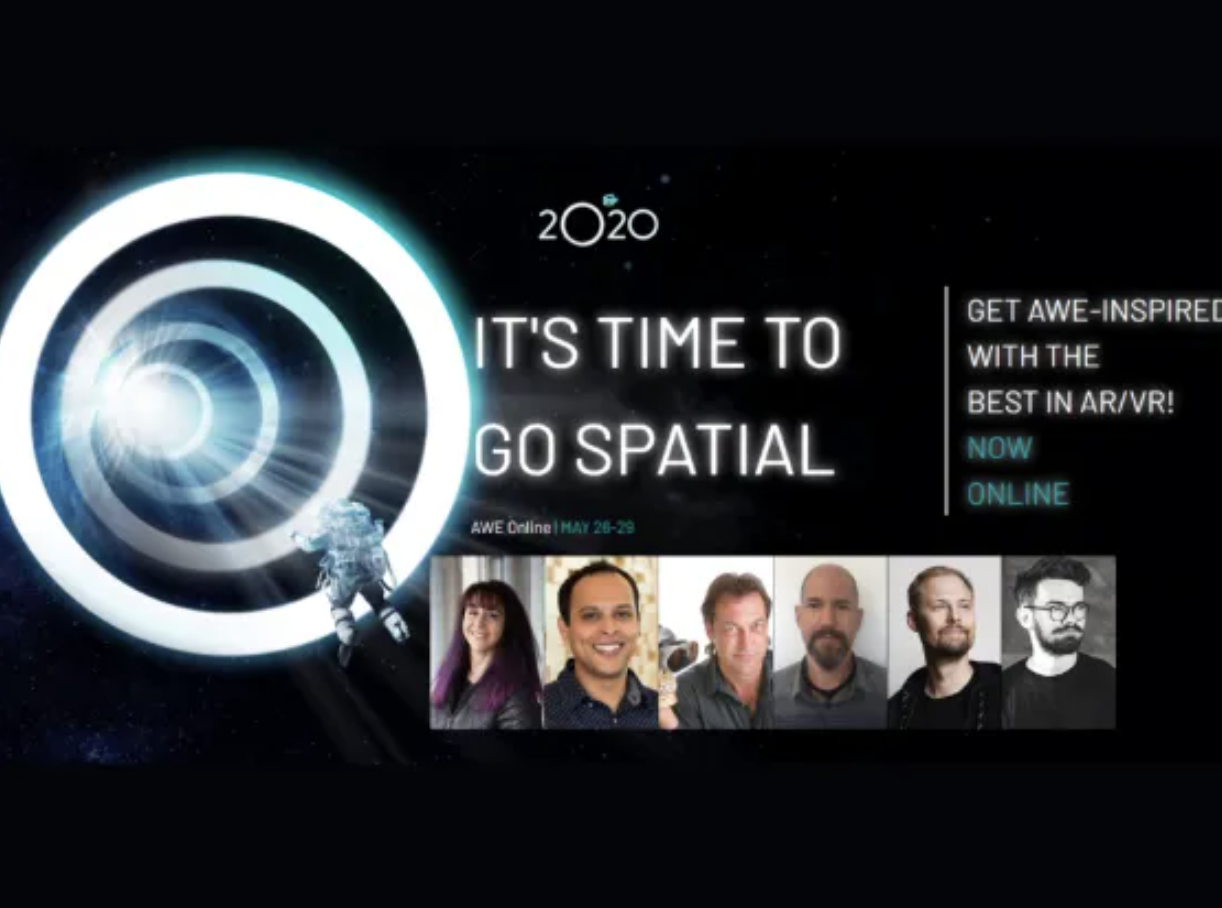 AWE Online 2020: Five enterprise presentations and panels to tune in for