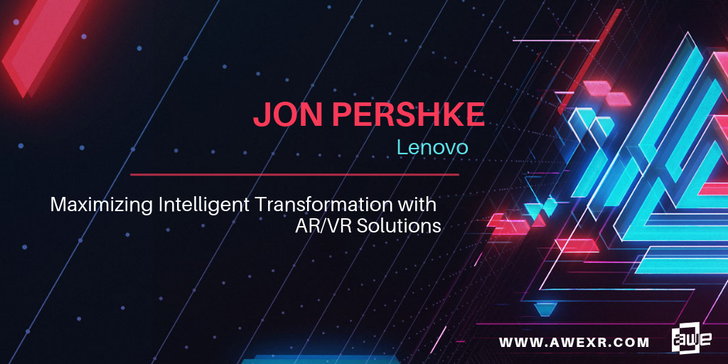 AWE - Intelligent Transformation: Interview with Jon Pershke by