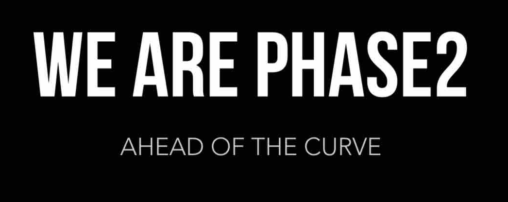 We Are Phase2 logo
