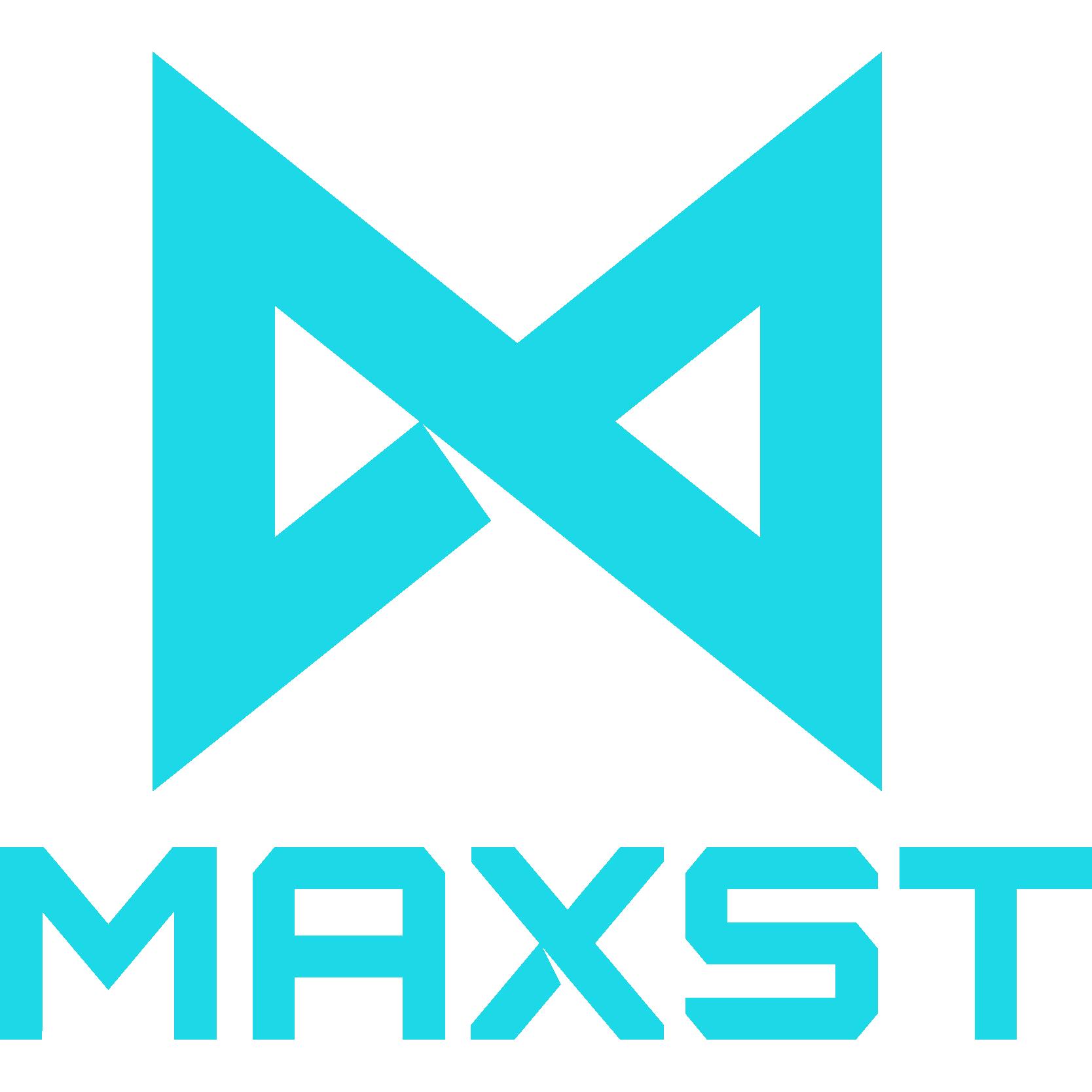 MAXST logo