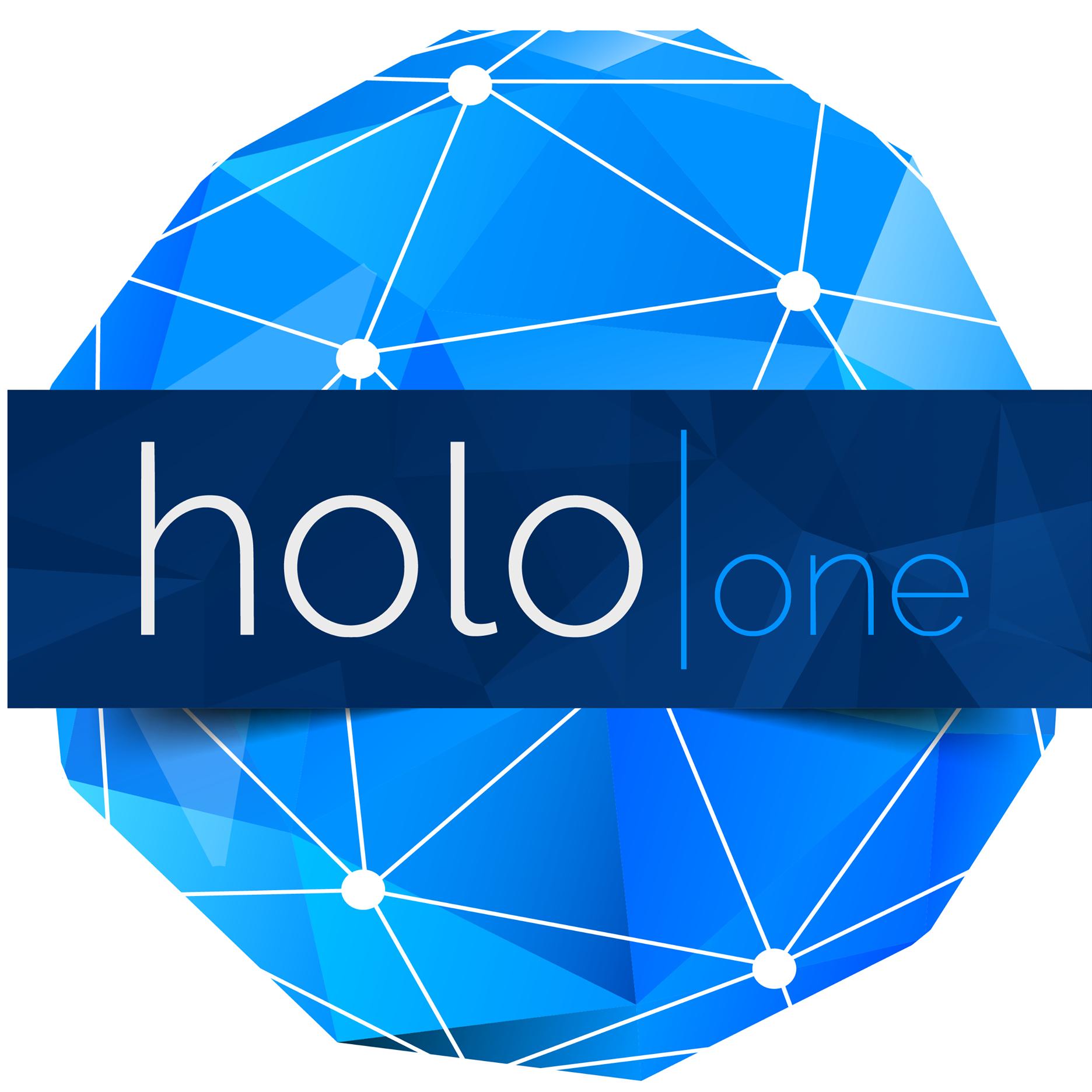 holo | one logo