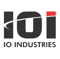 IO Industries Inc. logo