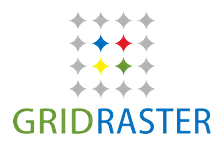 GridRaster logo