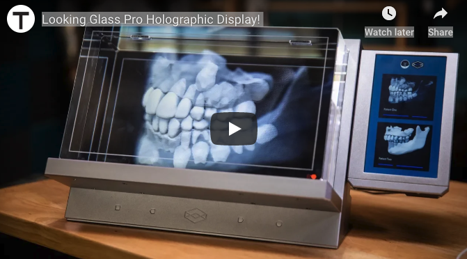 Looking Glass Pro Holographic Display