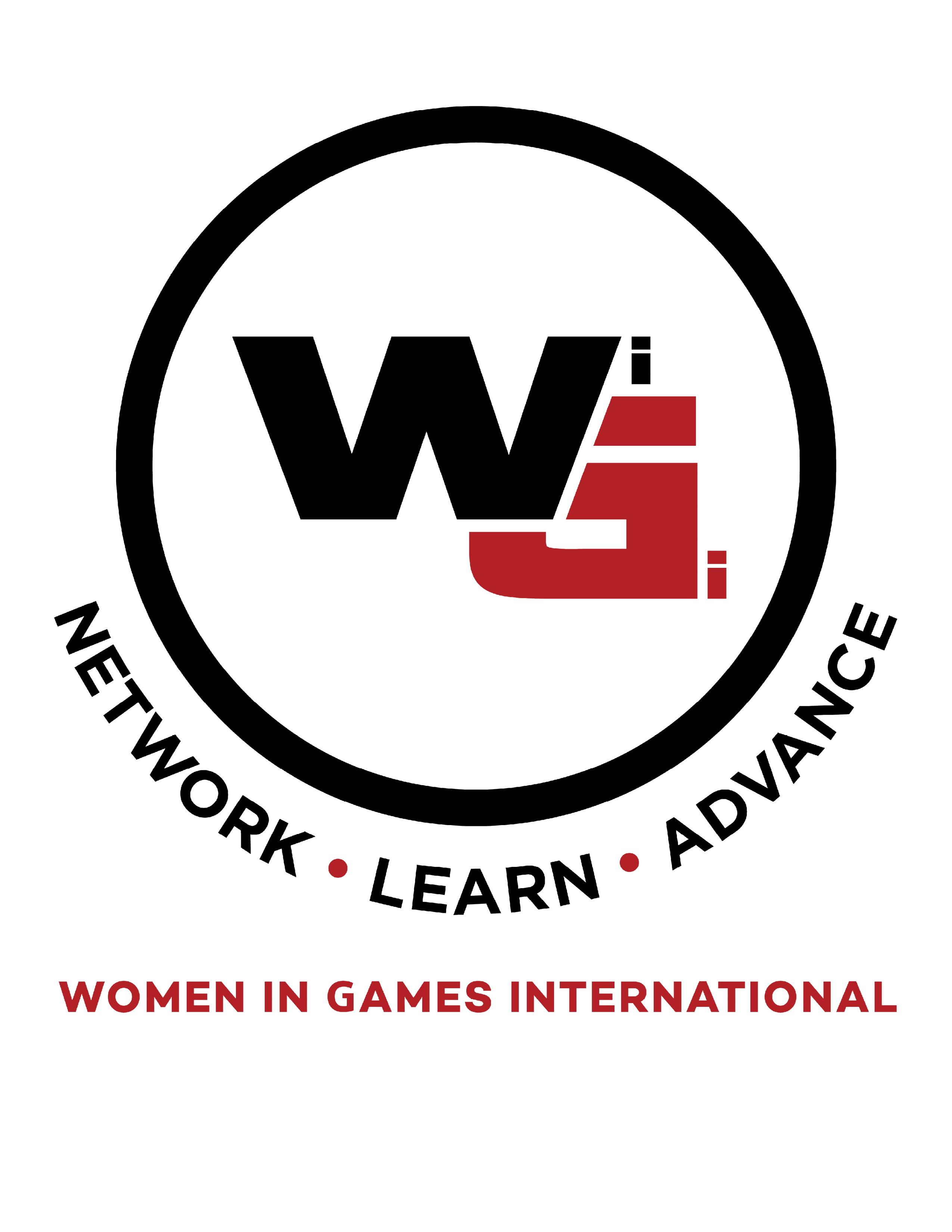 Women in Games International logo