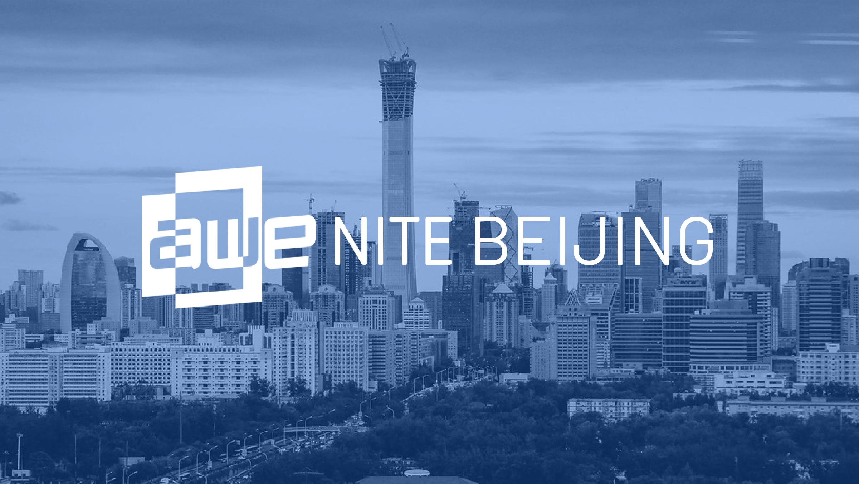 AWE Nite Beijing
