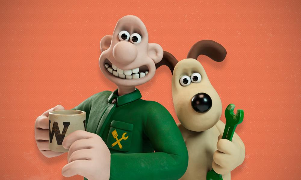 Aardman, Fictioneers Fix Up 'Wallace & Gromit' AR Tale for Fall