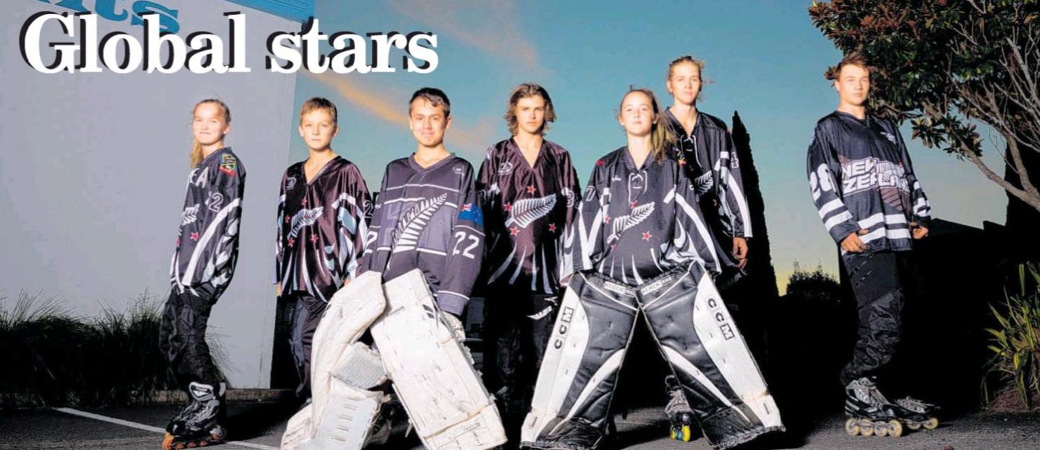 Waihi Miners Global Stars