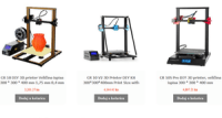Hobby & fun - 3D printeri i oprema