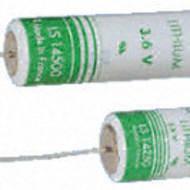 Baterija litijeva 3,6V AA LS 14500, SAFT, sa izvodima