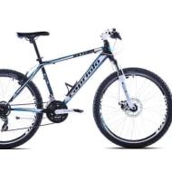 Capriolo Oxygen brdski (mtb) bicikl, crni/crno-narančasti/na...