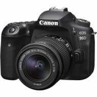Canon EOS 90D 32.5Mpx SLR crni digitalni fotoaparat