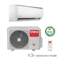 Vivax ACP-12CH35AEQI klima uređaj, Wi-Fi, inverter, R32