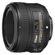 Nikon objektiv AF-S, 50mm, f1.8G