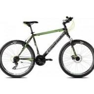 Capriolo Adrenalin brdski (mtb) bicikl, crni/plavi/sivi/sreb...