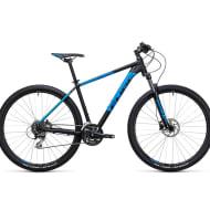 Cube Aim brdski (mtb) bicikl, crni/crno-zeleni/plavi