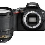 Nikon D3500 24.78Mpx SLR crni digitalni fotoaparat