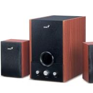 Genius SW-HF2.1 1700 zvučnici, 2.1, 40W/45W/48W, smeđi