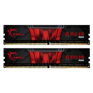 G.SKILL Aegis F4-3200C16D-16GIS, 16GB DDR4 3200MHz, CL16, (2...