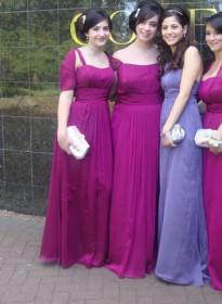 Elena's Bridesmaids Picture
