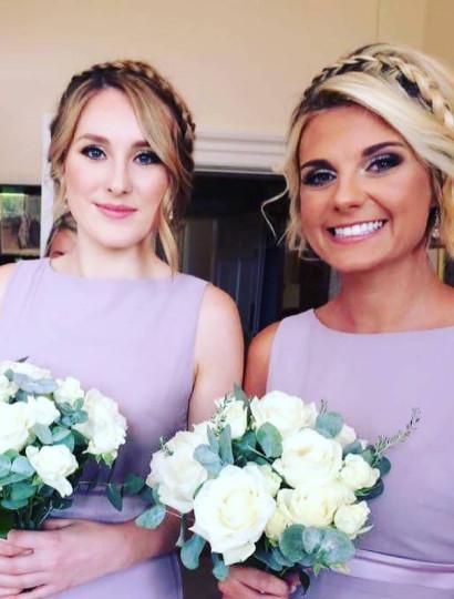 Elisha's Bridesmaids Picture