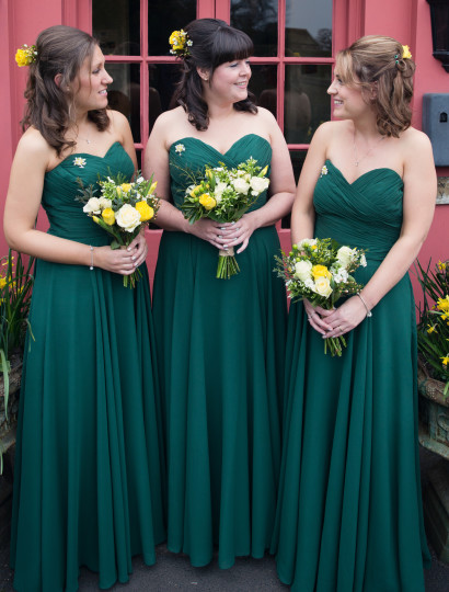 Vicky's Bridesmaids Picture