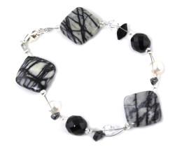 Fashion Jewellery Picasso Stone Bracelet