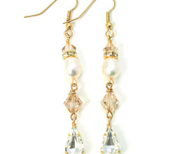Wedding Jewellery Portia Earrings