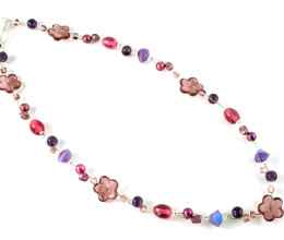 Fashion Jewellery Berry Necklace