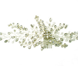Hair Accessories Estelle Diamante Hair Vine
