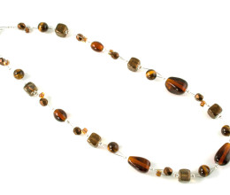 Fashion Jewellery Toffee Necklace