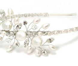 Hair Accessories Lottie Bridal Tiara